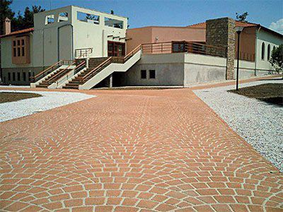 Dysheme betoni